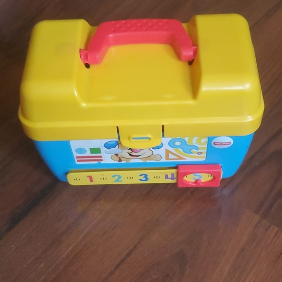 Fisher Price Tool Box